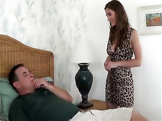 Cute Daughter Loves His Cock - Watch Part2 on FUKFLIX,COM