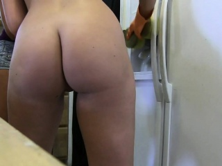 Group of lesbo babes lick snatches and ass of each other